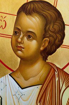 Byzantine Icons, Byzantine Art, Religious Icons, Religious Art, Writing Icon, Paint Icon, Religious Paintings, Learn Art, I Icon