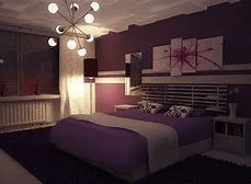 ideas bedroom paint purple grey beds for 2019 Purple Bedroom Design, Purple Bedrooms, Teen Girl Bedrooms, Bedroom Green, Bedroom Loft, Bedroom Colors, Home Decor Bedroom, Trendy Bedroom, Modern Bedroom