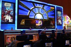 Which are better, the slot machines or the movies that inspired them?