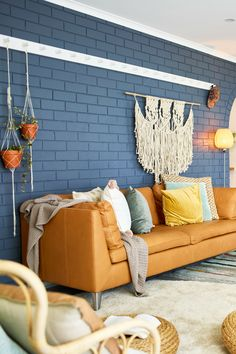 How to personalise your living room. Bring out your living room's best side with a few of our favourite ways to decorate and personalise any space.