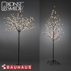 Voita BAUHAUSista kaksi LED-koristepuuta!