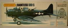 Vintage MPC 1 32 Plastic Model PK 503 Dauntless SBD 5 3 Color Kit from 1977 MIOB   eBay