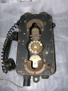 US Naval phone