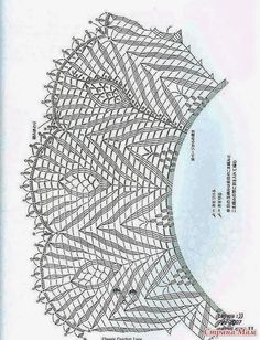 Exceptional Stitches Make a Crochet Hat Ideas. Extraordinary Stitches Make a Crochet Hat Ideas. Crochet Doily Diagram, Crochet Motifs, Crochet Mandala, Crochet Chart, Crochet Doilies, Crochet Lace, Crochet Stitches, Crochet Books, Crochet Skirts