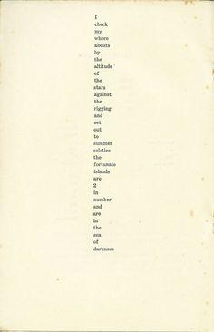 ... Howe, from The Western Borders (via poetsorg) #Susan Howe #Poetry