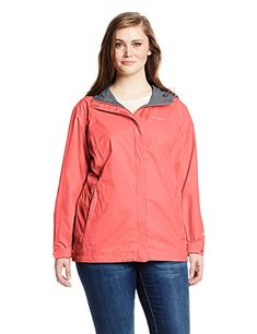 3fe323a45f58a Columbia Women s Plus-Size Big Arcadia II Jacket Review Wet Weather