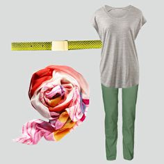 #CAbi - Out and about? Wear this effortless, yet chic outfit and run your errands in style. Click on the image for more outfit ideas. #CAbi #SpringOutfits #fashion