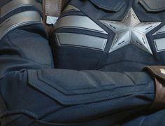 Stealth Suit fabric detail, Costume Designer Judianna Makovsky || Captain America: The Winter Soldier || 736px × 562px