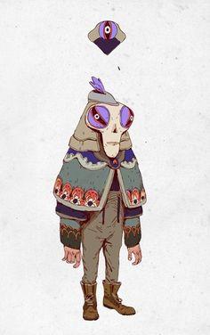 Art by Julian Mayer*  • Blog/Website | (www.julian-mayer.tumblr.com) ★…