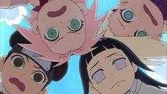 Girls in Naruto! Naruto Sd, Naruto And Hinata, Naruto Funny, Naruto Girls, Anime Naruto, All Anime, Anime Guys, Anime Princess, Akatsuki