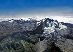 Sierra Nevada de Mérida. Venezuela