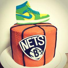 Brooklyn Nets, nike air, basketball...