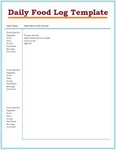 Daily Activity Log Template  Logtemplates    Template