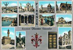 FIRENZE - Souvenir - 1961