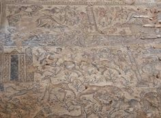 Nile House's mosaics, Zippori National park, Israel