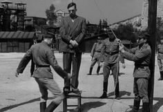The Hanging Execution of Amon Goeth of Schindlers List 1945