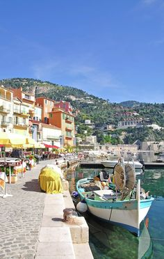 Villefranche sur Mer - explore the French Riviera by private superyacht. Contact the Burgess Charter Team for more information charter@burgessyachts.com #TheBurgessCharterExperience #CruisetheFrenchRiviera