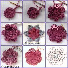 34 patrones de flores                                                                                                                                                                                 Más