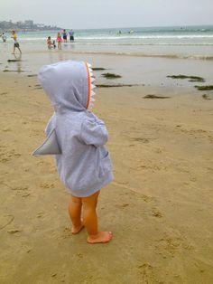 Shark Toddler Hoodie