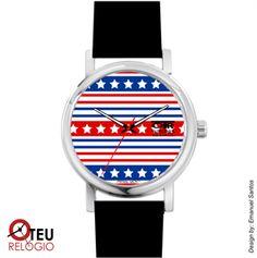 Mostrar detalhes para Relógio de pulso OTR PADRÃO PAD 0001