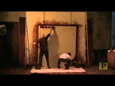 """video about the play, """"Red,"""" which purports to be about Rothko and his paintings for the Seagram Building"""