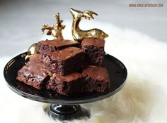 * Angel of Berlin: [bakes...] vegan Winter Brownies {vegan backen für alle}