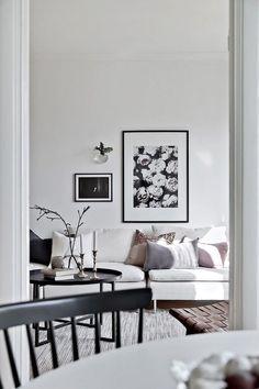 A monochrome Swedish