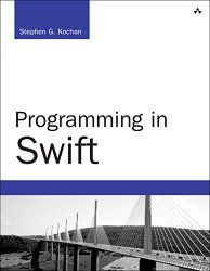 Pro­gram­ming in Swift is a con­cise, care­fully writ­ten tuto­r­ial on the basics of the Swift lan­guage and its use in devel­op­ing iOS and OS X appli­ca­tions. The book makes no assump­tions about prior expe­ri­ence with pro­gram­ming lan­guages, or with Swift's pre­cur­sor, Objective-C. Because of this, both begin­ners and expe­ri­enced pro­gram­mers alike can use this book to quickly and effec­tively learn the fun­da­men­tals of Swift pro­gram­ming.