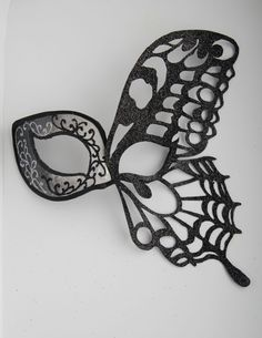 My Butterfly wing mask