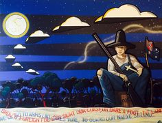 Much Ado Abbott Nothing by Adam (aka Blak Douglas) Hill at the Australian Aboriginal Art Directory Gallery. Aboriginal Artists, Aboriginal People, Adam Hills, Social Awareness, Popular Art, Australian Artists, Early Childhood, Art Gallery, Old Things