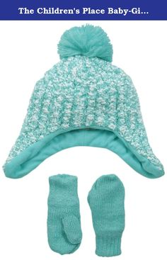 Four Pairs Mongolian Fleece Gloves for Infants Ages 3-12 Months