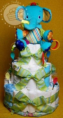 Great baby shower idea for sissy=) could do blue for a boy or pink for a girl!