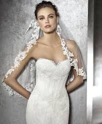 Como cortar un vestido de novia corte sirena