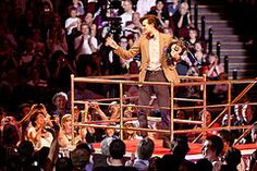 Doctor Who Proms 2010: Matt Smith as The Doctor by crazybobbles