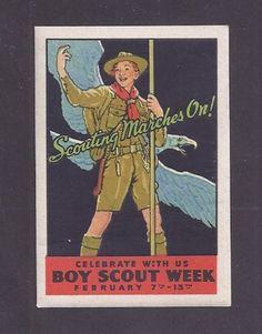 Boy-Scout-Cinderella-Boy-Scout-Week-February-7-13-unused-Single-NH