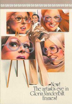 1976 Gloria Vanderbilt Ad