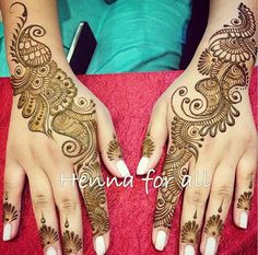 Very very nice designs Mehndi Designs For Girls, Stylish Mehndi Designs, Mehndi Designs For Beginners, Dulhan Mehndi Designs, Mehndi Design Images, Beautiful Mehndi Design, Latest Mehndi Designs, Heena Design, Mehendhi Designs