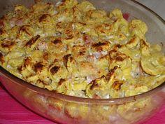 La buona cucina di Katty: Tortellini gratinati