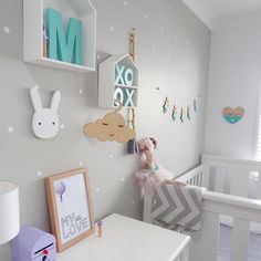 Find images and videos about baby room on We Heart It - the app to get lost in what you love. Baby Bedroom, Baby Boy Rooms, Little Girl Rooms, Baby Boy Nurseries, Baby Room Decor, Nursery Room, Girls Bedroom, Nursery Decor, Nursery Inspiration