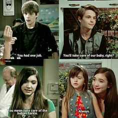 haha, I laughed so much during that part in girl meets STEM