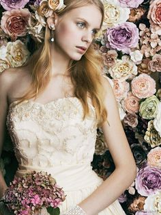 Jill Stuart Bridal 2011 Wedding Dress Collection | Wedding Inspirasi