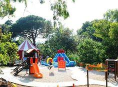 Ook aan de kinderen is gedacht: een speeltuin op Rosselba Le Palme, een aparte lagune bij het zwembad en het strand is op loopafstand. Elba is een prima eiland om met kinderen naar toe te gaan. www.tendi.nl