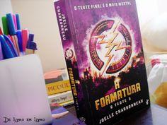 Resenha do último livro da trilogia O Teste: A FORMATURA: http://www.delivroemlivro.com.br/2015/01/resenha-258-formatura-o-teste-3-de.html