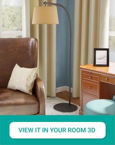 View it live with 3D augmented reality on your iPhone. Room Remix makes it easy to view furniture you want to buy without leaving your home. Whether you are room planning for an interior decorating project or just want to come up with some new interior design ideas, use our View it in your Room 3D to quickly and easily view live items. Download Free: http://roomremixapp.com 👉  Apple ARkit coming soon!