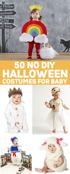 28 DIY Halloween costumes for babies and toddlers DIY Halloween - diy infant halloween costume ideas
