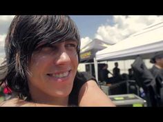 "Sleeping With Sirens / Real Funny Guys 11 [Warped Tour] Sam: "" are you really American or are you Canadian because you have red hair""  XD"