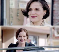 When Zelena isn't trying to destroy Regina's happiness they make a good team.