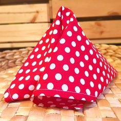 El primer juguete del bebé: el Pañuelo Pikler - Teta-à-Porter Polka Dot Top, Umea, Montessori, Play, Basket, Tiny Gifts, Play Areas