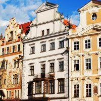 How to plan your next travel in a foreign country Travel Around The World, Around The Worlds, Prague, How To Plan, Mansions, Country, House Styles, City, Happy