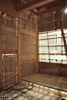 Japanilainen teehuone Arkkitehtuurimuseossa